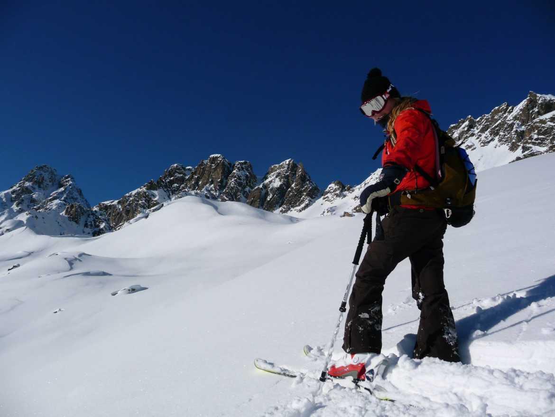 Skitour Silvretta
