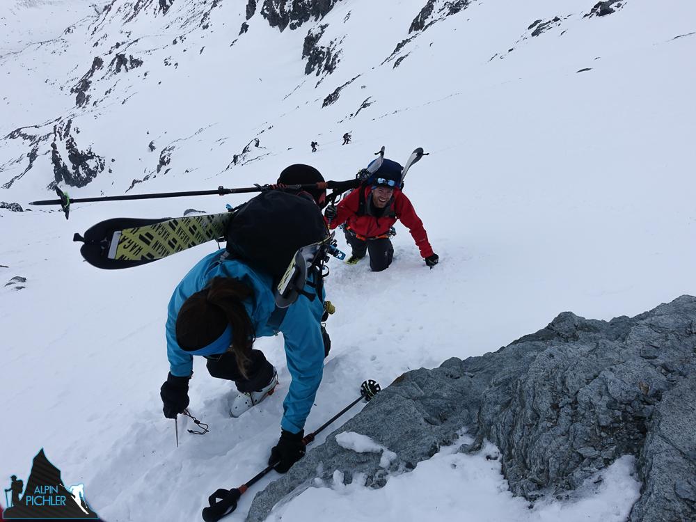 Skitour Gan Paradiso