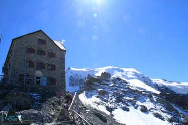 Ortler Normalweg mit Bergführer