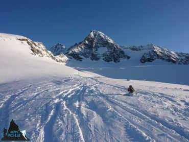 Skitour Großglockner und Leitertal