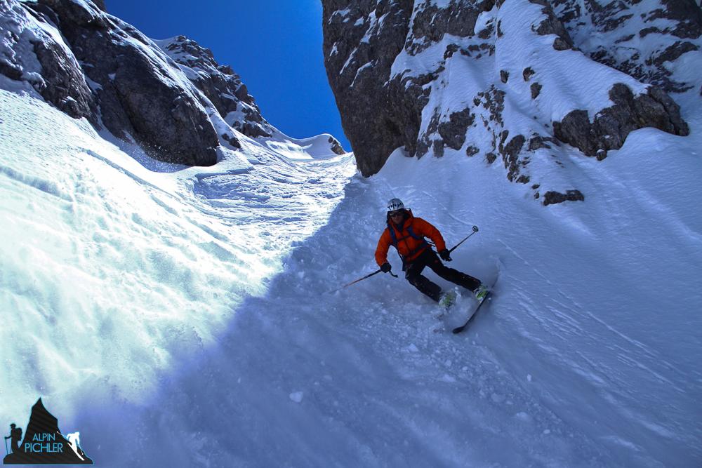 Südtiroler Skitour
