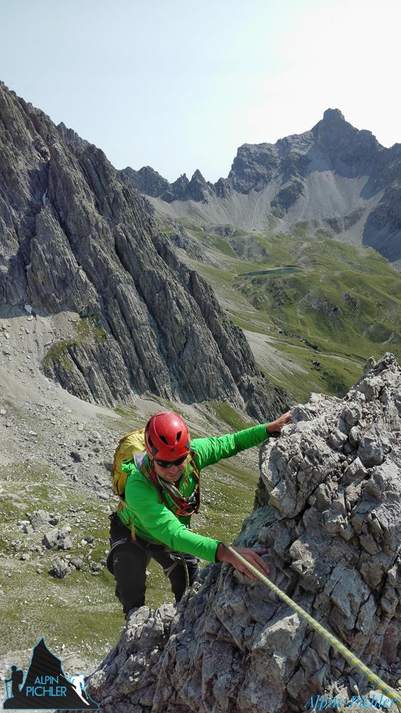 Alpinkletter Kurs