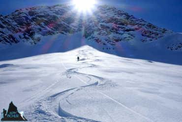 Skitouren Kals am Großglockner
