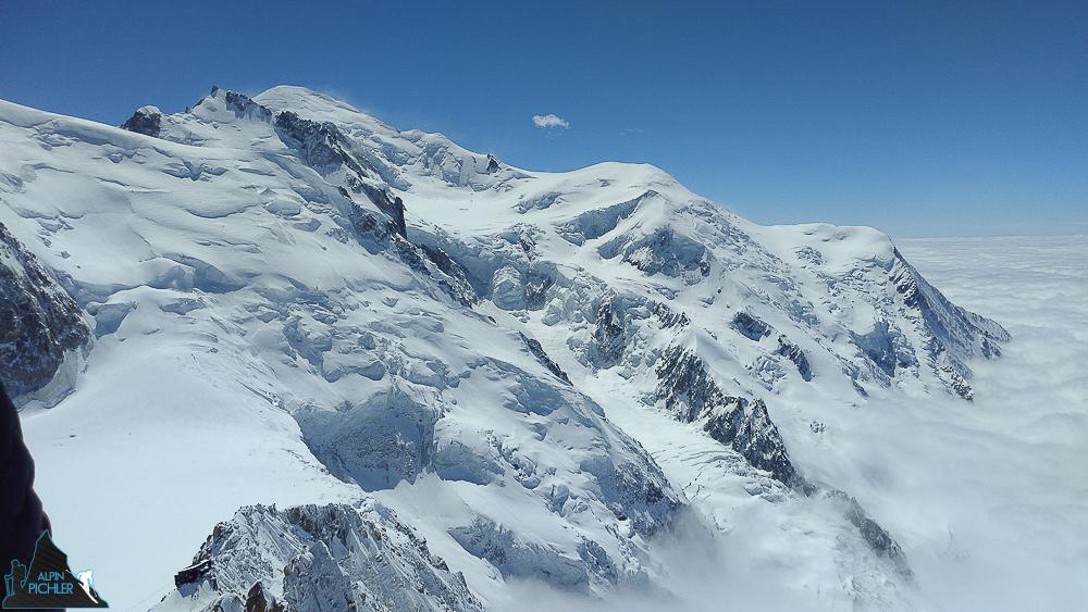 Skitour Mont Blanc und Gran Paradiso