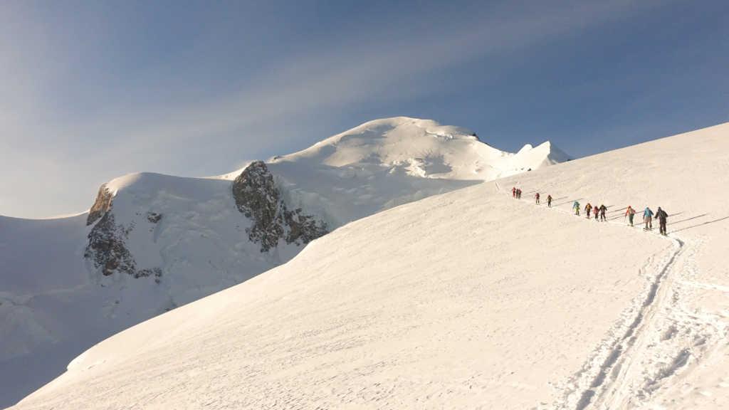Skitour Mont Blanc
