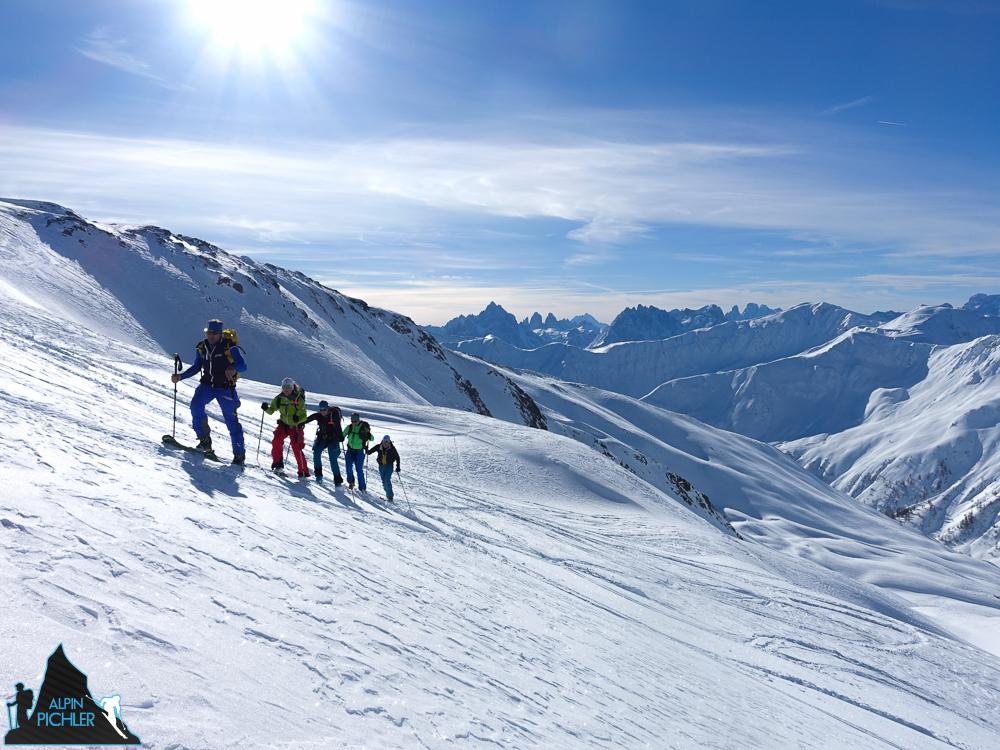 Skitouren im Villgratental